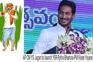 YSR Rythu Bharosa-PM Kisan Yojana