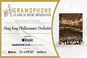 first Asian orchestra to win Orchestra of the Year 2019 award