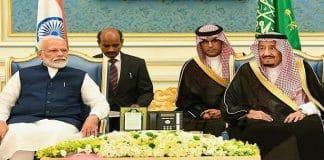 modi visit saudi arabia