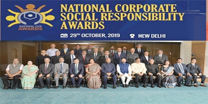 national corporate social responsibility awards