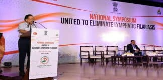 national symphosium dr.harsh vardhan