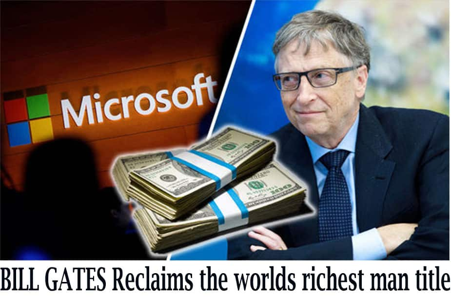 worlds richest man title