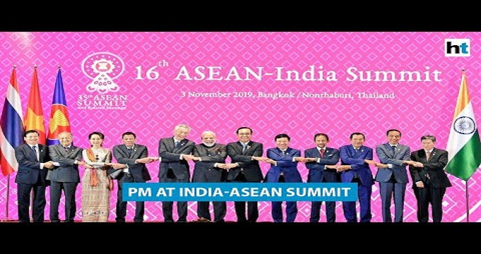 16th ASEAN-India Summit