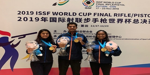 2019 ISSF World Cup Final