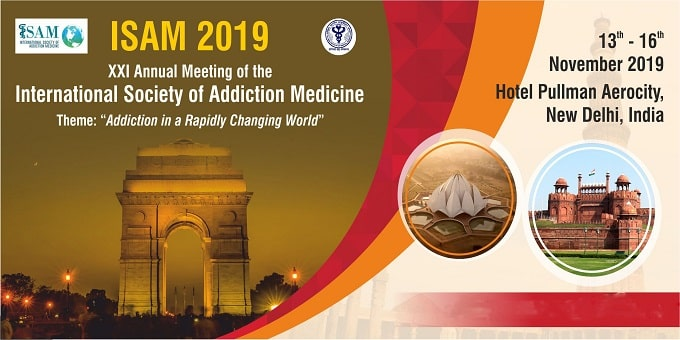 21st Annual Conference of International Society of Addiction Medicine