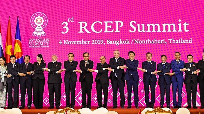 3rd RCEP Summit