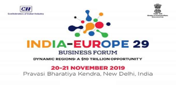 5th edition of India-Europe 29 Business Forum - Copy - Copy