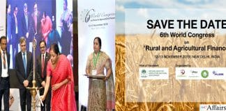 6th world congress on rural and agricultural finance