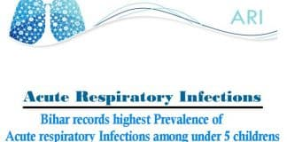 Bihar records highest prevalence of acute respiratory infections