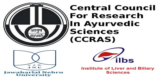 CCRAS Signs MoU with JNU and ILBS for Cooperation - Copy