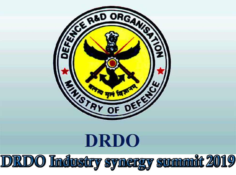 DRDO industry synergy summit