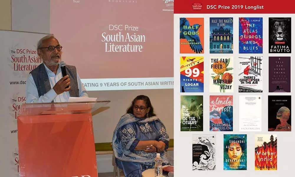 DSC prize south asian literature