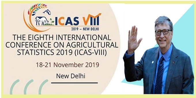 India to host 8th global conference on agri-statistics