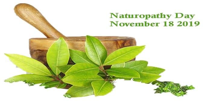 Naturopathy Day