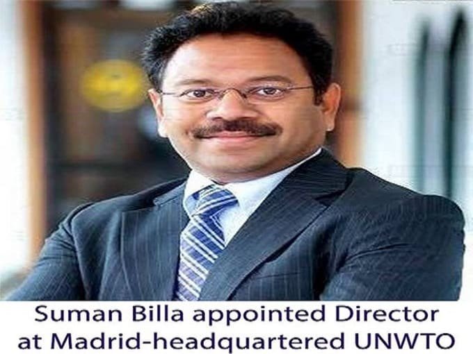 Suman Billa is Director of UNWTO
