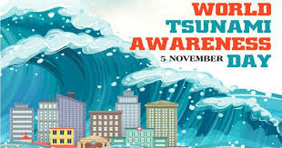 TSUNAMI AWARENESS DAY