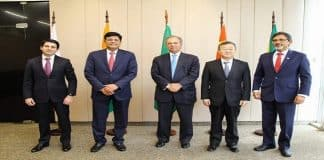 Trade Ministers Meet held in Brasilia, Brazil