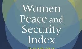 Women peace and security index