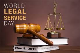 World National legal service day