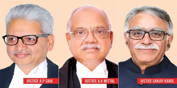 chief justices transferred