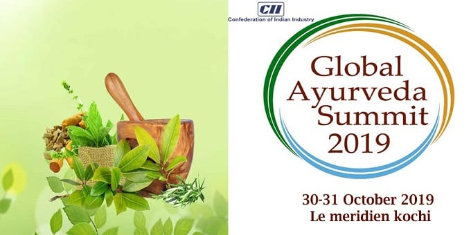 global ayurvedha summit 2019