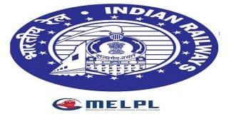 indian railways MELPL