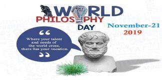 world philosphy day