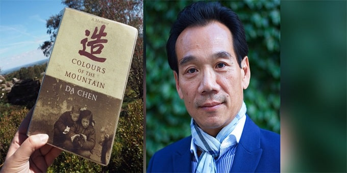 'Colours of the Mountain' author Da Chen dies at 57