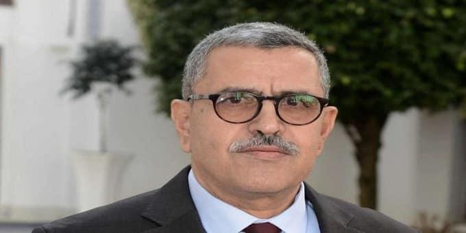 Abdelaziz Djerad as Prime Minister
