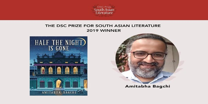 Amitabha Bagchi announced winner of DSC Prize