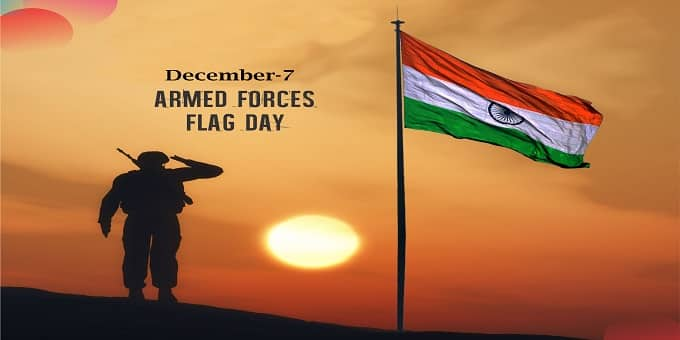 Armed Forces Flag Day 2019