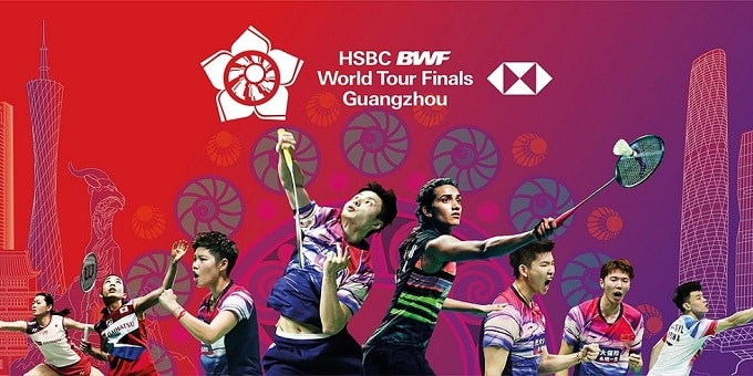 BWF World Tour Finals held in Guangzhou