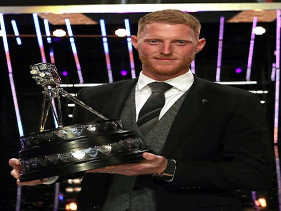 Ben Stokes wins BBC Sports Personality of the Year award 2019