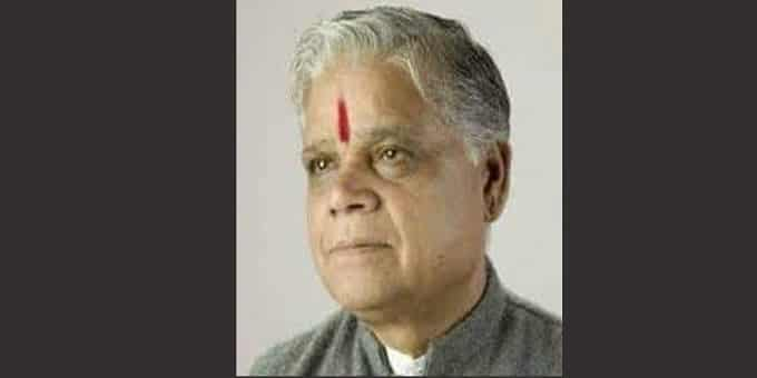 Ex-Maharashtra minister Tukaram Dighole