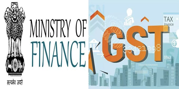 Finmin monthly GST collection target