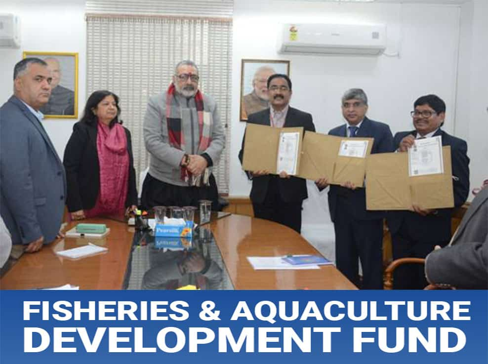 Fisheries and Aquaculture Development Fund (FIDF)