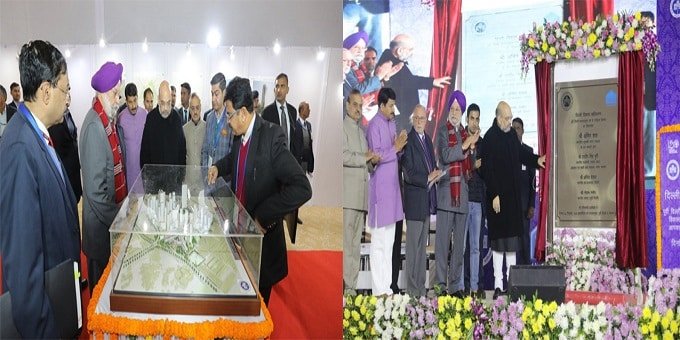 Foundation laid for country's first transit-oriented development project