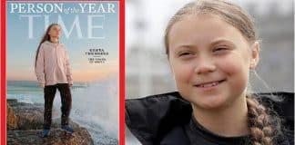 Greta Thunberg 'Person of the Year'