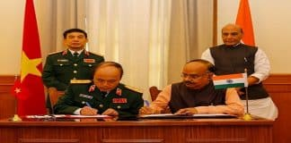 India, Vietnam sign MoU
