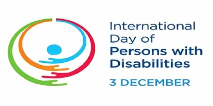 International Day of Disabilities 2019