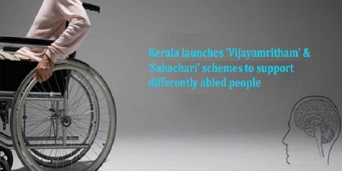 Kerala launches Vijayamritham & Sahachari