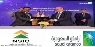 MOU signed Between NSIC & ARAMCO