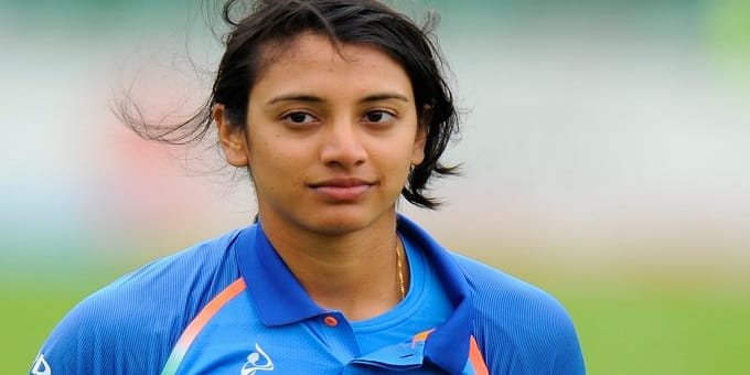 Mandhana in ICC women's ODI