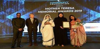 Mother Teresa Memorial Awards 2019