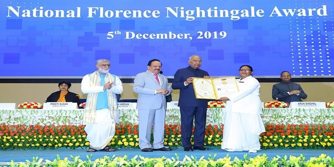 National Florence Nightingale awards