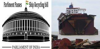 Parliament passes ship recycling bill