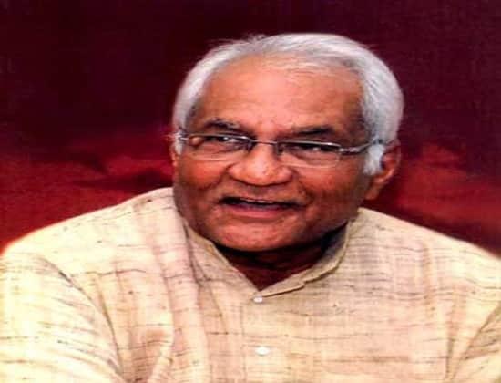 Poet Viswanath Prasad Tiwari to get Gangadhar National Award