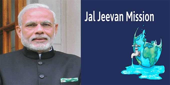 Prime Minister releases Jal Jeevan Mission