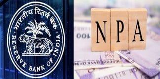 Public sector banks' gross NPA