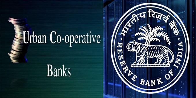 RBI orders urban cooperative banks